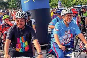 INVITATION TO FAMILY SUNDAY RIDE PROGRAM ORGANIZED BY THE SABAH MINISTRY OF FINANCE